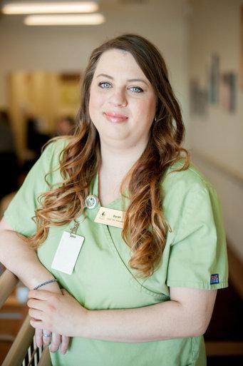 Sarah - Lead Veterinary Assistant